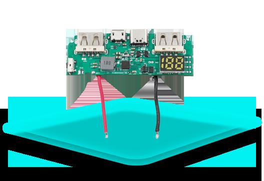 SW6008 经典移动电源SoC方案