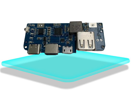 SW6124 首颗快充移动电源SoC方案